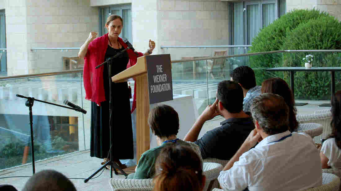 Ruth Calderon, a religious scholar, recently became a member of Israeli's parliament and has been a leading voice on issues that often divide the country's religious and secular communities.