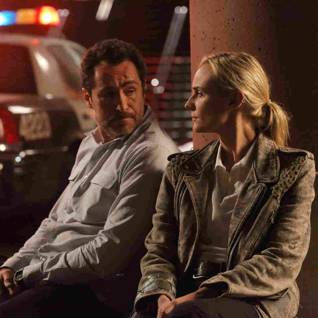 'Bridge' Actor Demian Bichir On Portraying Border Life