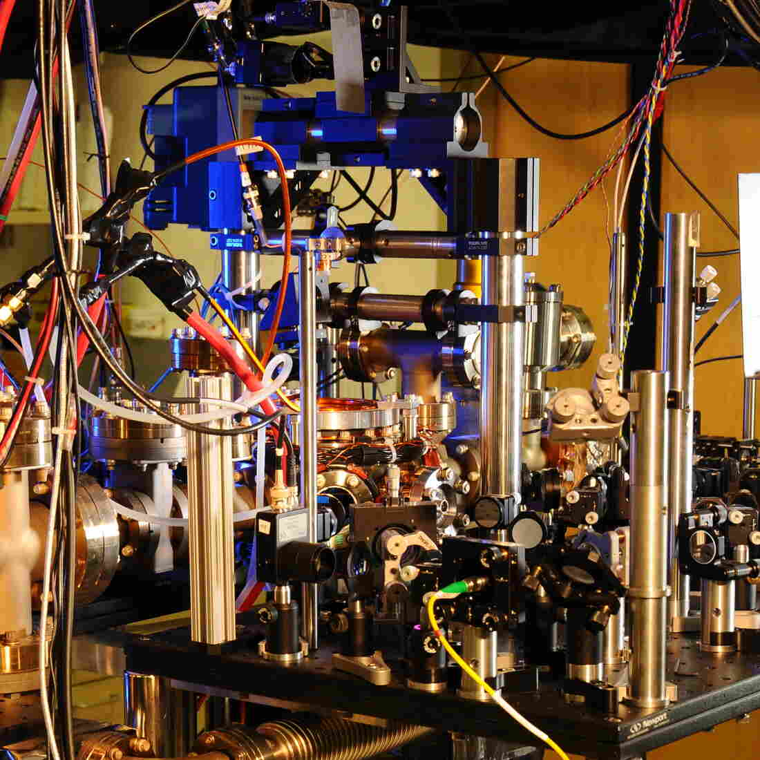 The World's Most Precise Clock Could Prove Einstein Wrong