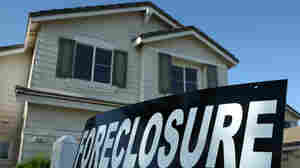 Foreclosures increased dramatically as a result of risky subprime loans during the 2000s.