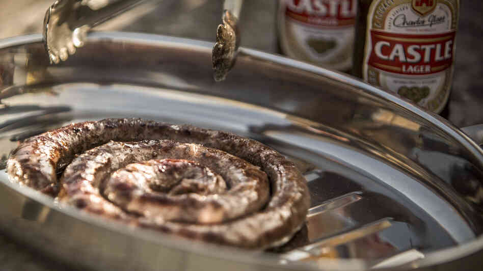 For Jan Scannell, the classic South African boerewors is an emblem of national unity