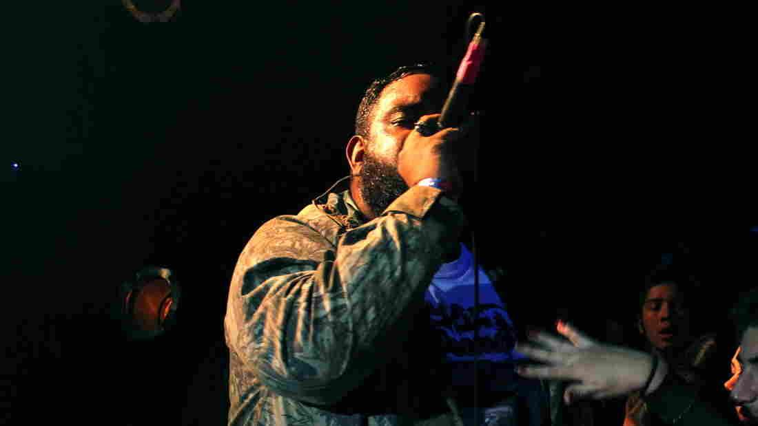 Bay Area rapper Antwon.