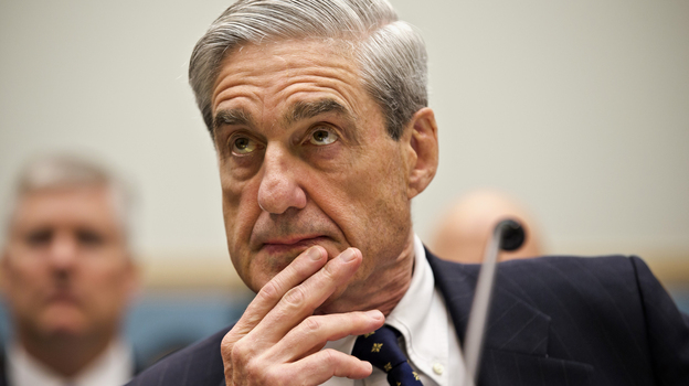 FBI Director Robert Mueller testifies on Capitol Hill in June. (AP)