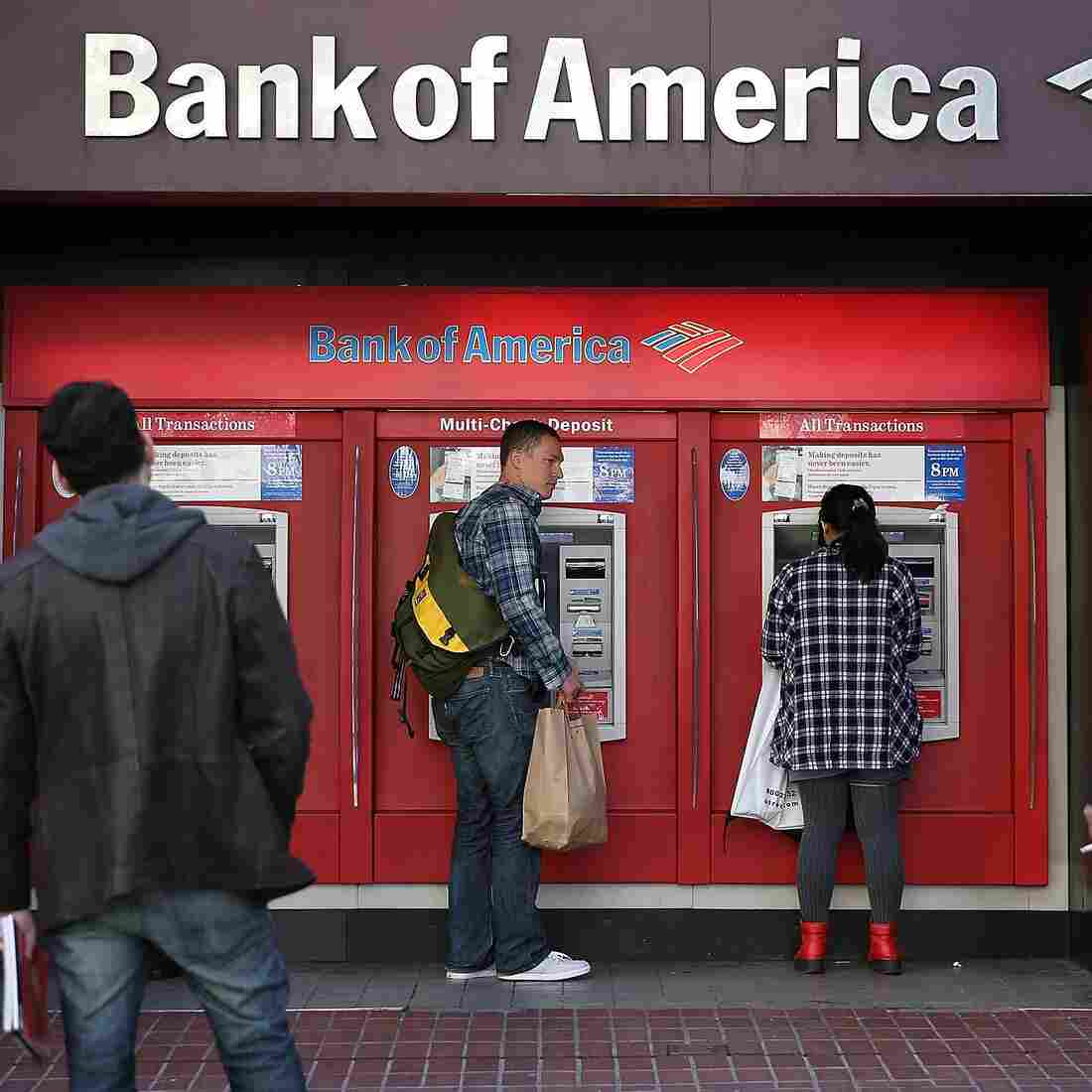 Bank Of America To Close Some Drive-Up Tellers