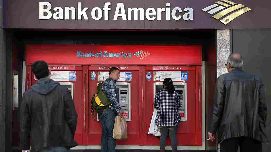 Bank of America won't say exactly how many drive-through lanes are closing. A spokeswoman did say the decision is not a cost-cutting move but a response to the way people are banking. At branches where drive-through lanes are closing, the bank says ATMs will be available.