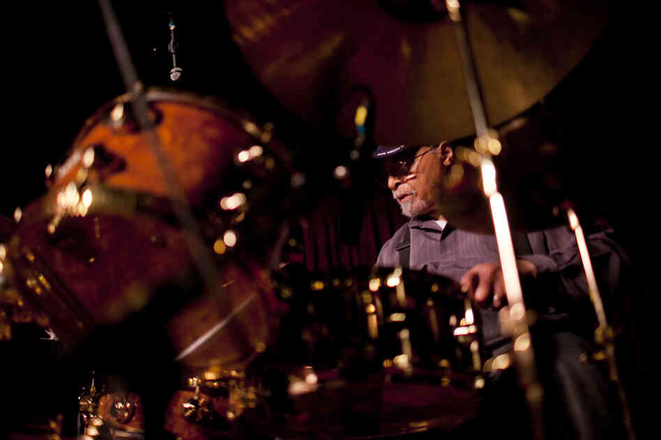 Jimmy Cobb.