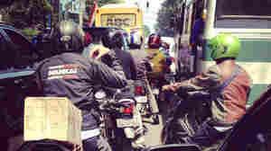 Wheels Down, Jakarta