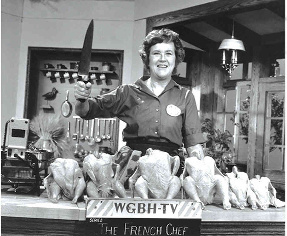 Julia Child's Classic Roast Chicken Recipe — Dishmaps