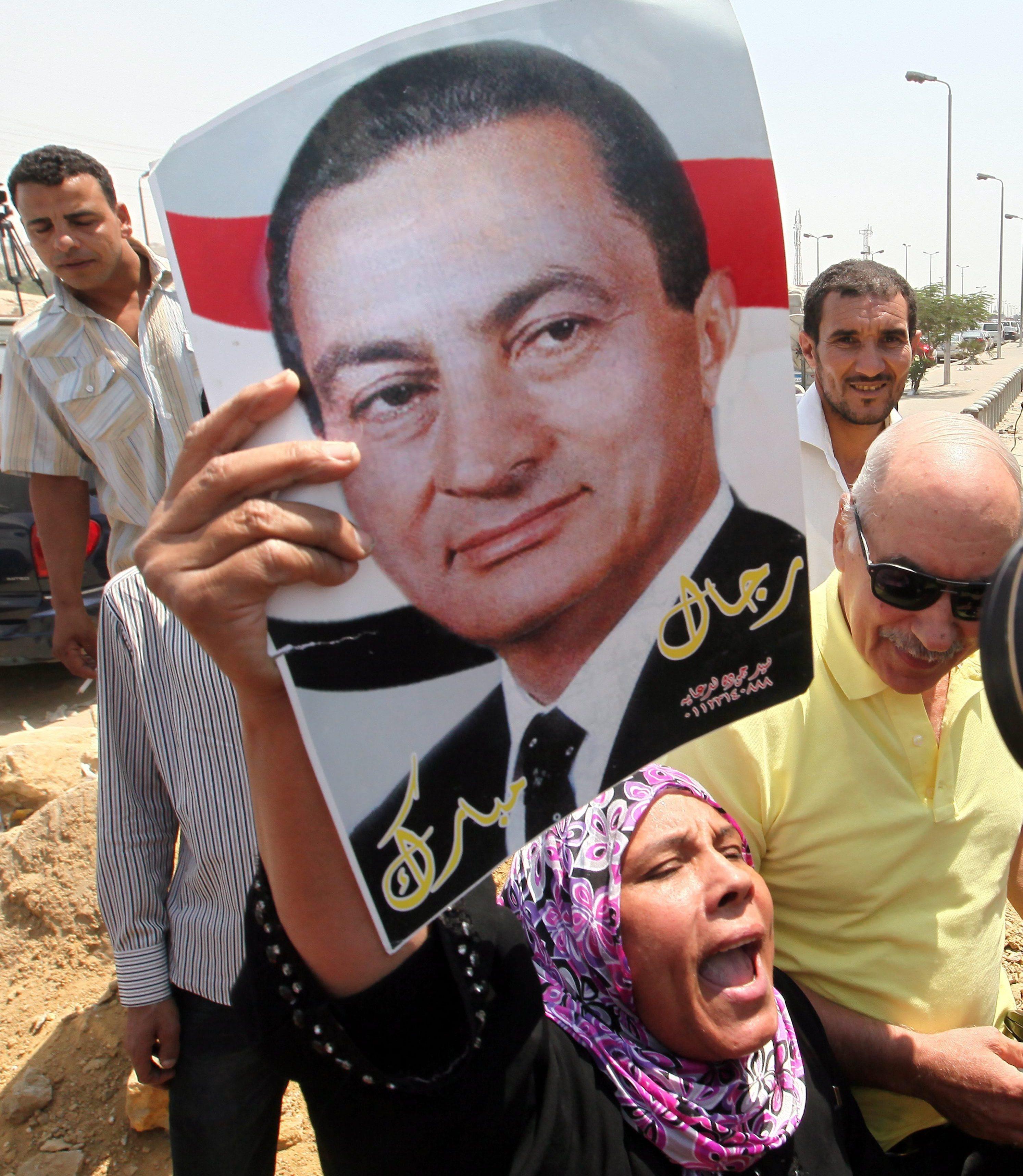Mubarak Released From Prison, Now Under House Arrest