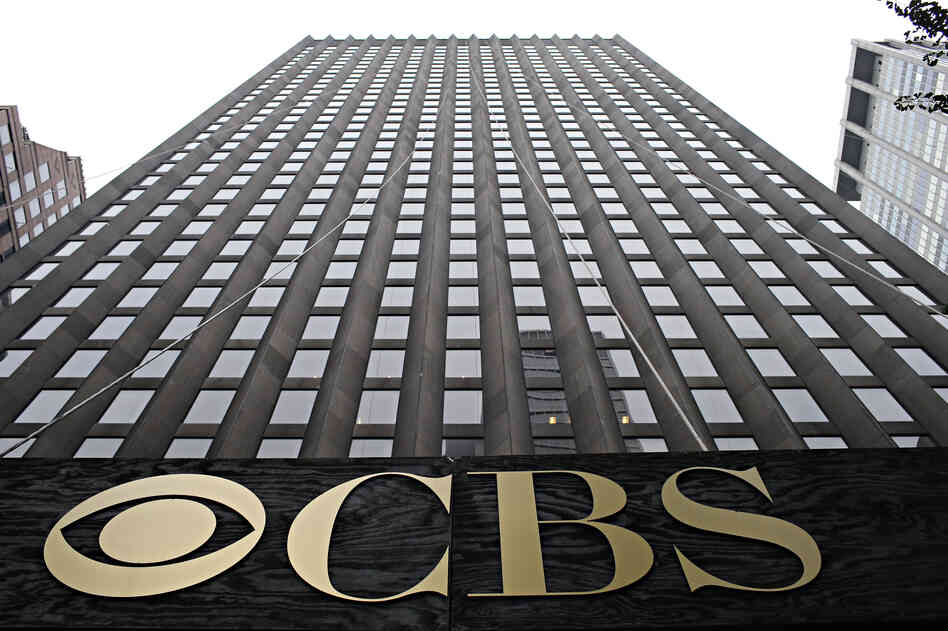 The CBS headquart