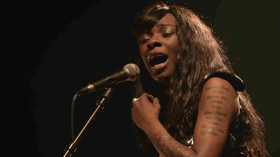 Buika's latest album, her first as both the producer and performer, is titled La Noche Más Larga.
