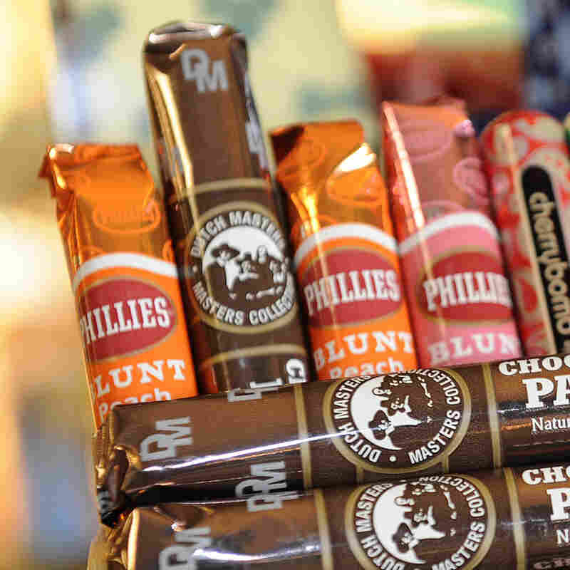 Sweet Cigarillos And Cigars Lure Youths To Tobacco, Critics Say