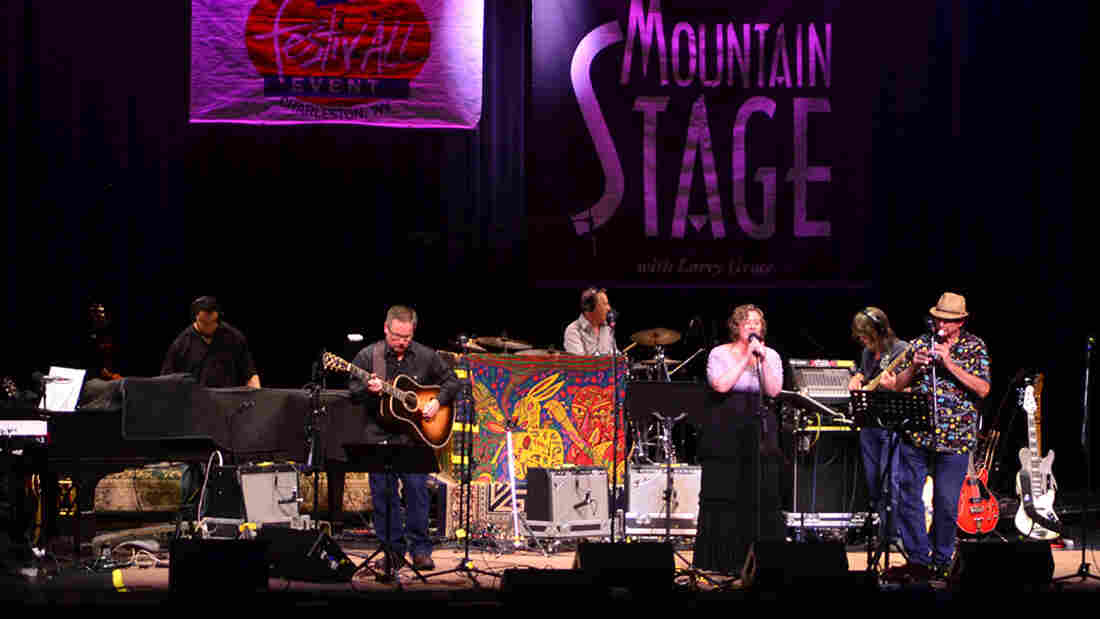 The Fields Of Gettysburg perform a song cycle on Mountain Stage.