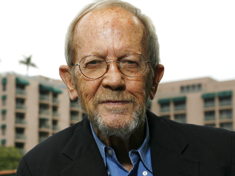 Many of Elmore Leonard's stories have been adapted for the screen, from the movie Get Shorty to the TV show, Justified.