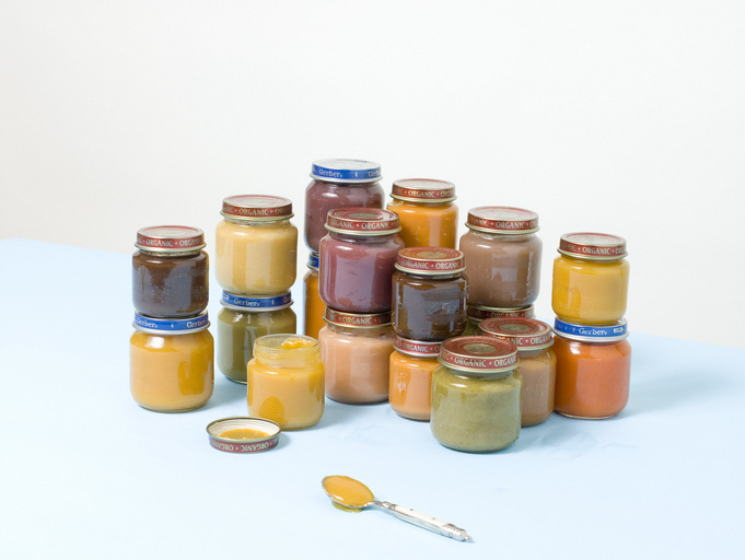 The Baby Food Diet: This diet calls for replacing several meals and snacks with tiny jars of baby food, plus a healthful dinner. The diet was widely attributed to Tracy Anderson, trainer to celebrities like Gwyneth Paltrow, though Anderson has since reportedly denied endorsing it.