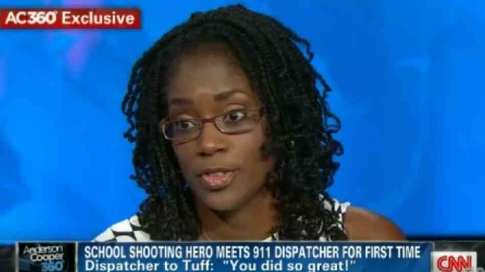 Antoinette Tuff, on CNN's Anderson Cooper 360 on Thursday.