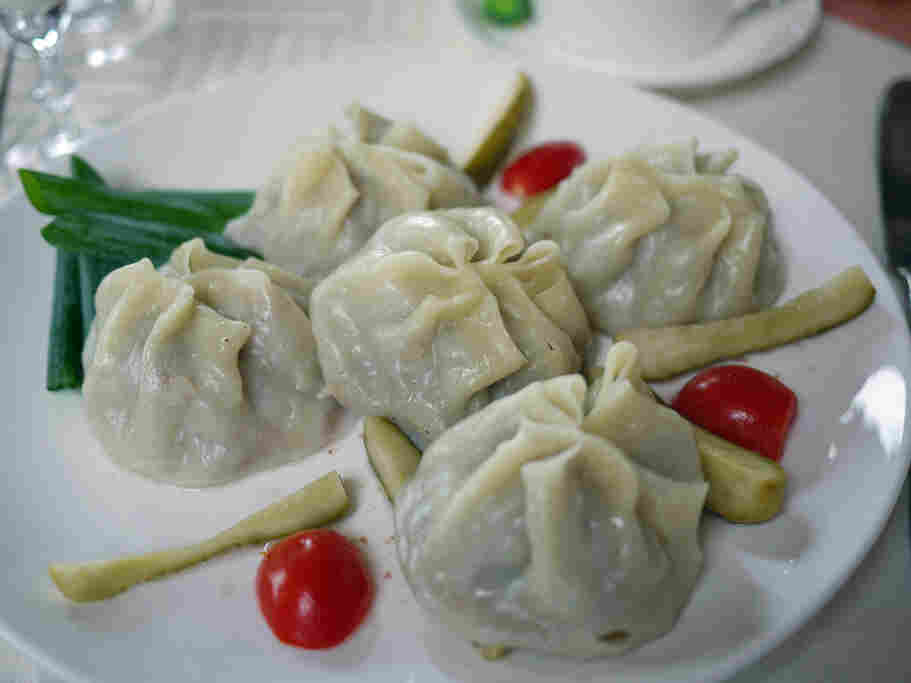 Buuz are the Mongolian take on the dumpling, and are typically filled with mutton or beef. Dumplings can be found across Europe and Asia and most are stuffed with whatever the locals like to eat.