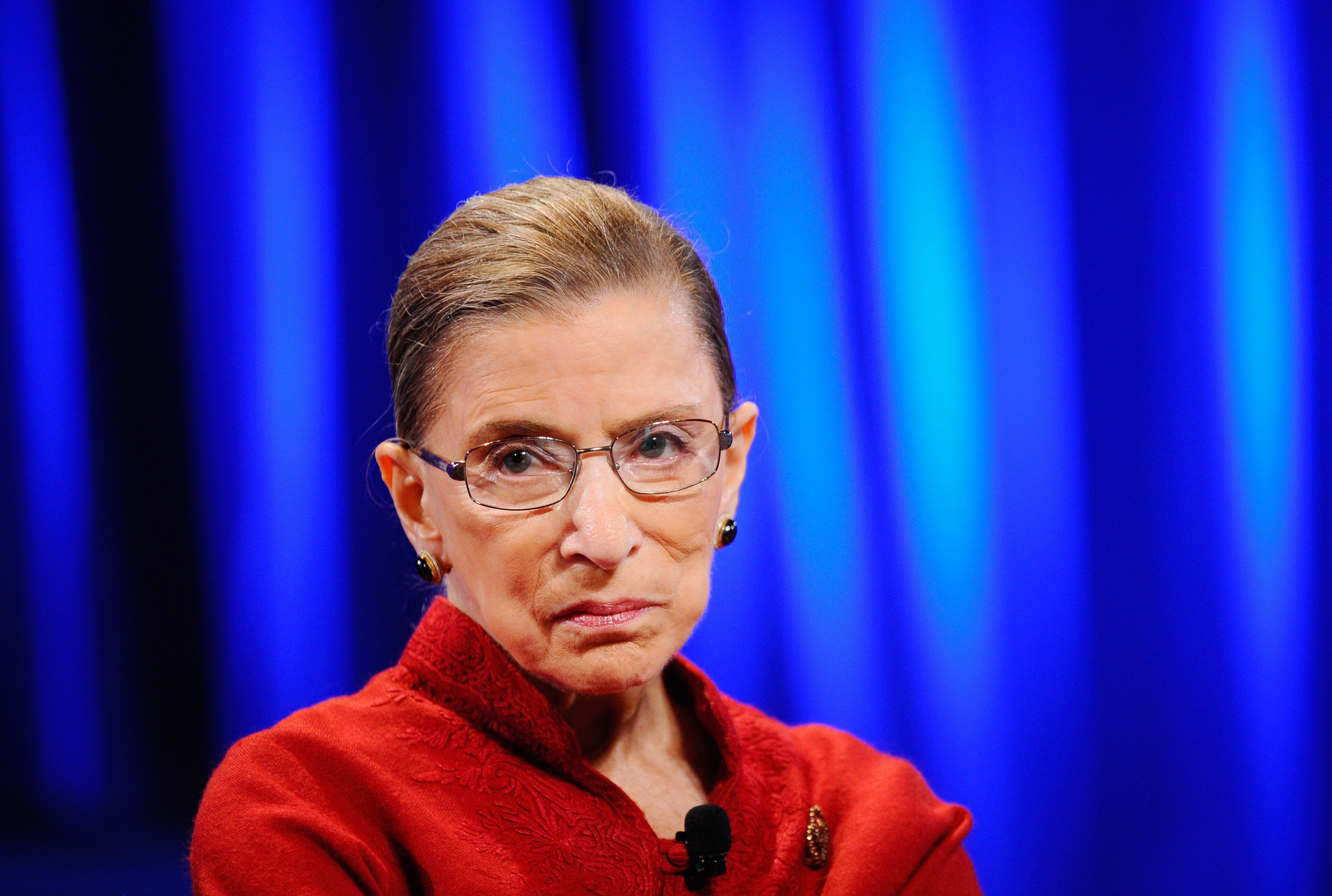 Ginsburg Says She Plans To Stay On High Court No Matter The President