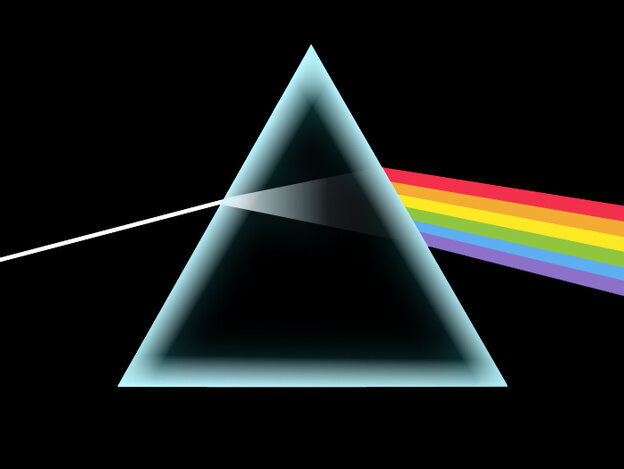 Posters of the iconic prism cover art from Pink Floyd's psychedelic masterpiece The Dark Side Of The Moon still adorn countless college dorm walls, 40 years after its release.