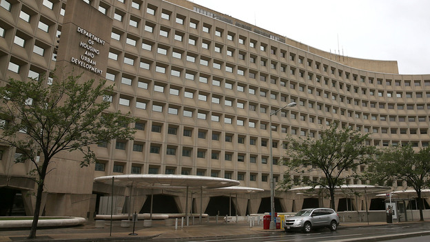 In May, the Housing and Urban Development agency closed for a day, as employees were placed on furlough. The HUD and other agencies were reportedly forced to take a fraction of the furlough days that had been threatened earlier in 2013. (Getty Images)