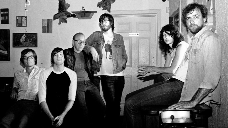 Okkervil River's new album, The Silver Gymnasium, comes out Sept. 3. (Courtesy of the artist )