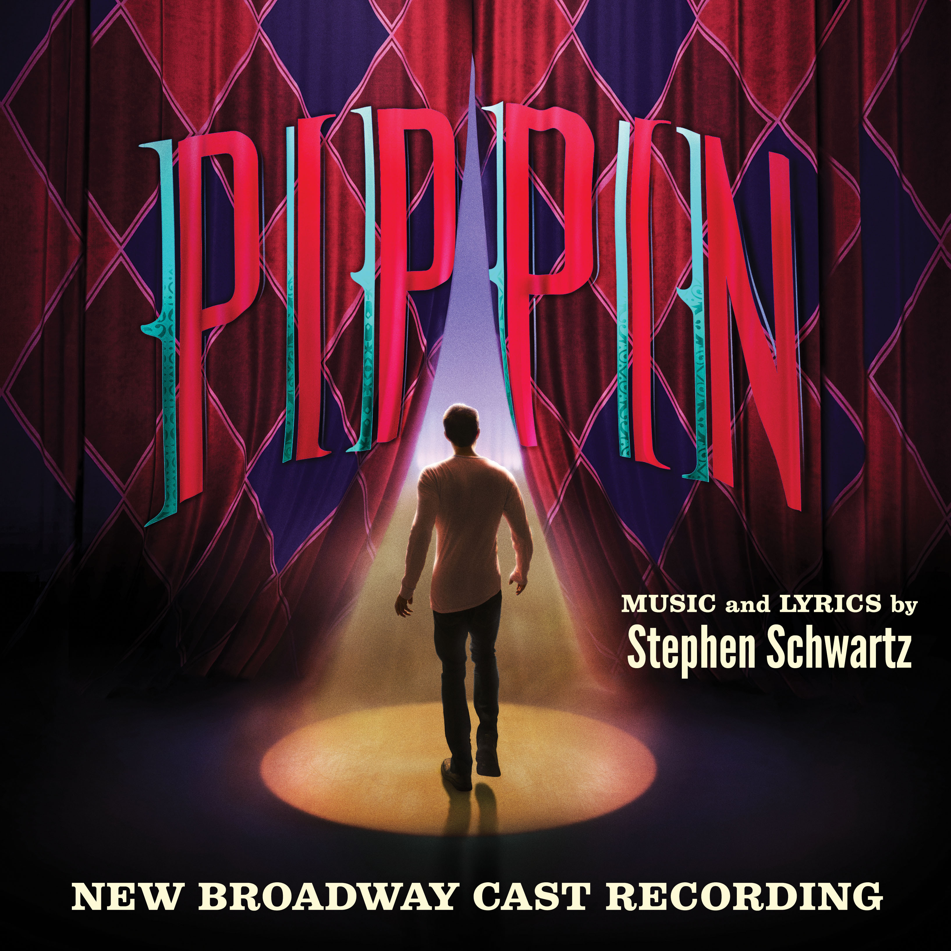 The new cast recording of Pippin.