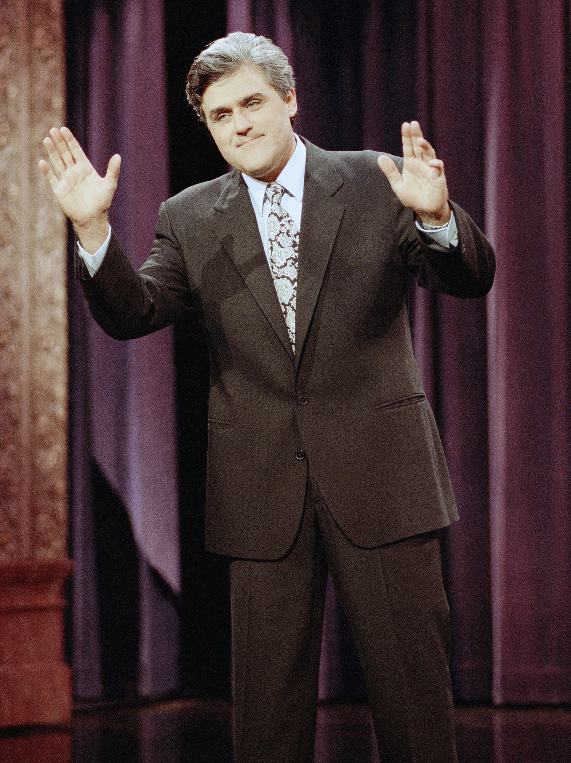 Jay Leno: 'Tonight' Was About 'Trying To Get Johnny To Laugh'