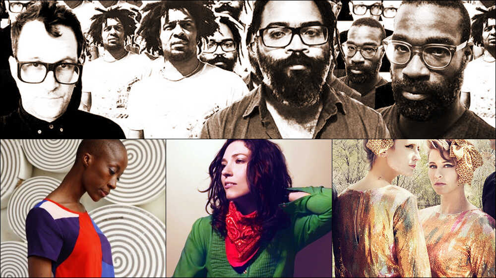 New Music: TV On The Radio, Rokia Traore, Lucius, More