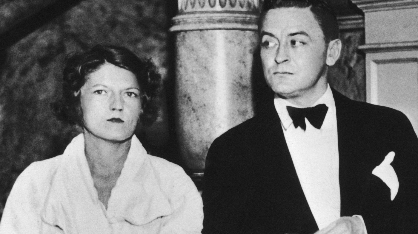 how fitzgerald tell the story in Repeatedly, fitzgerald discusses his stories' value in monetary terms the  in  telling this tale about money through literary allegory, the story.