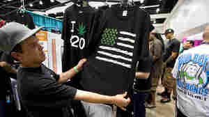 U.S. 'Ought To Respect' State Marijuana Laws, Sen. Leahy Says