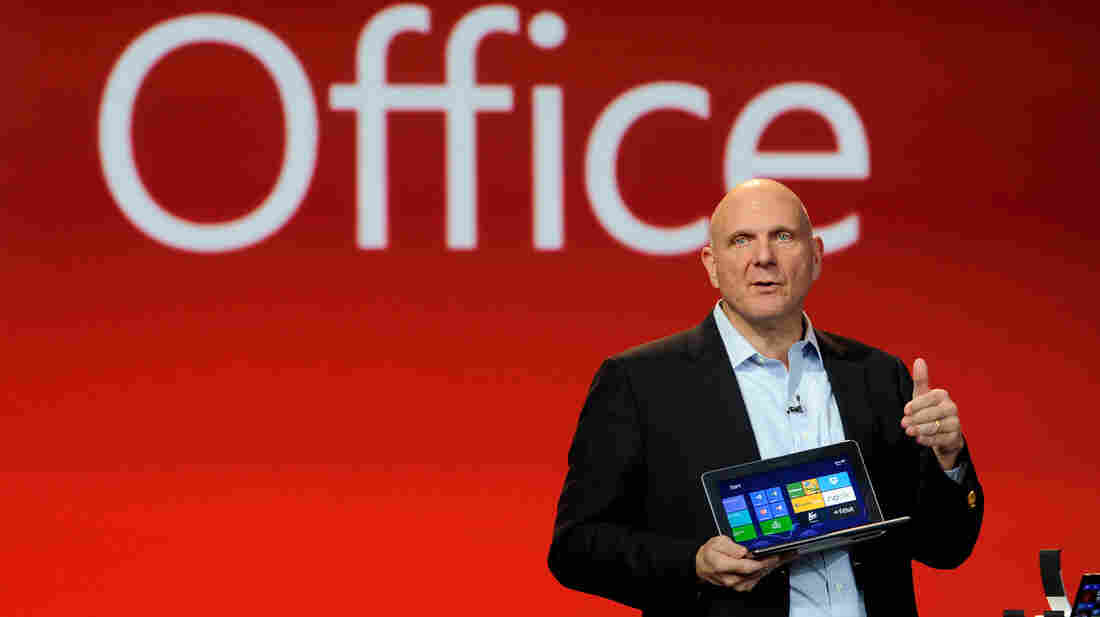 "Microsoft CEO Steve Ballmer oversaw a system called ""stack ranking,"" which employees have called toxic."