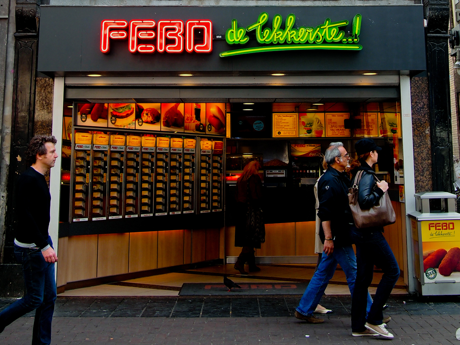 The Febo snack bar is open all night. (Adam Jackson/Flickr)