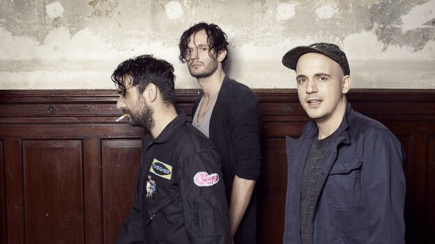Moderat is featured on this edition of Metropolis.