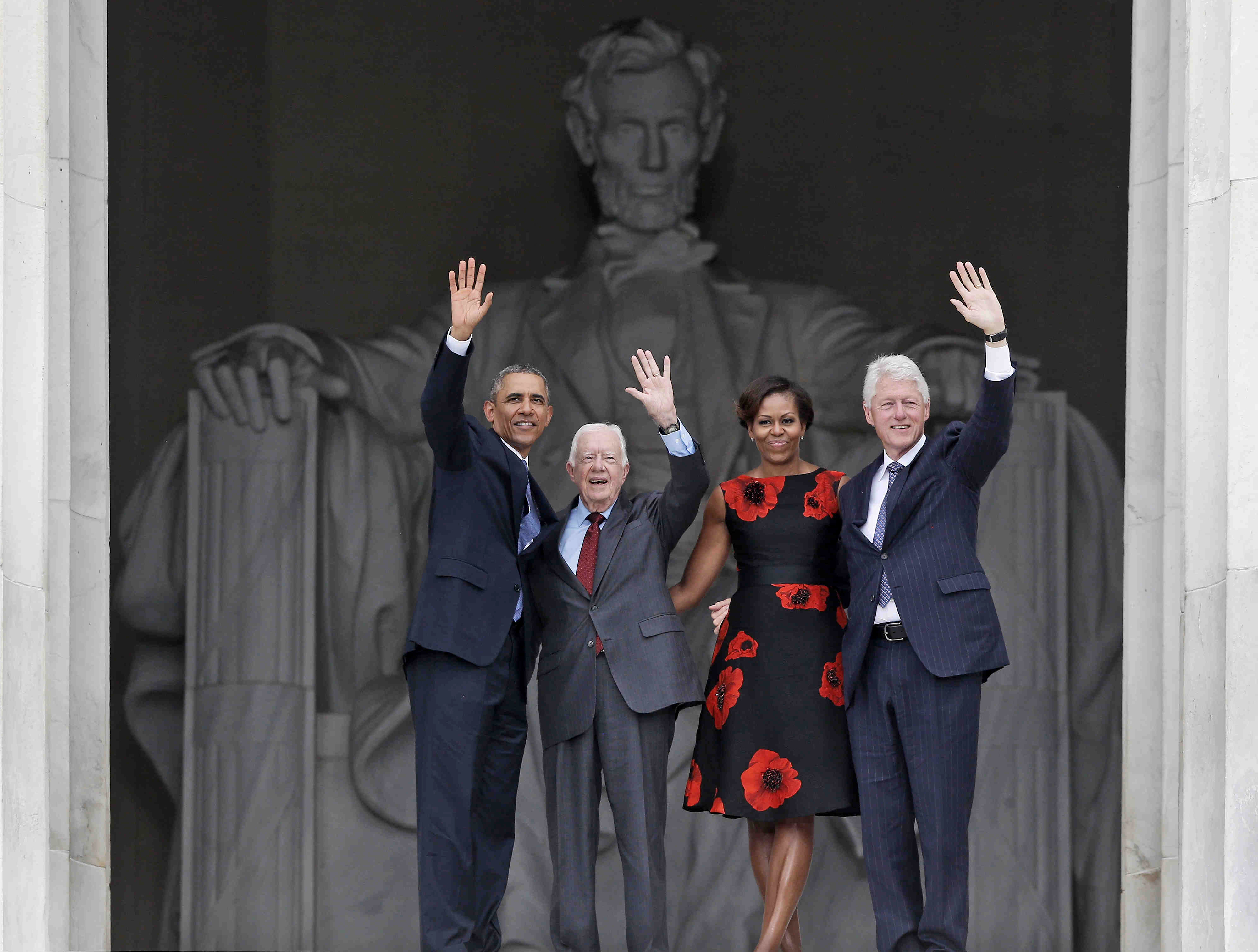 Something Was Missing From The March On Washington Anniversary