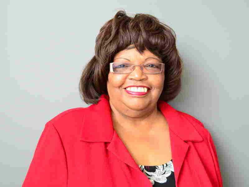 Freedom Singer Rutha Mae Harris