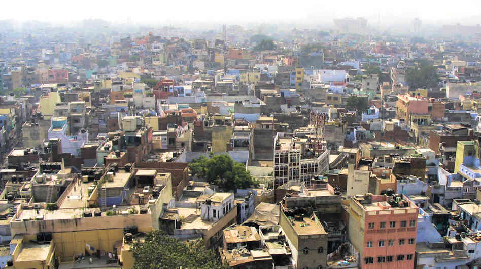 Delhi, India's second-most-populous city, is home to over 16 million people. It's a metropolitan region that includes the capital, New Delhi, as well as other nearby cities.