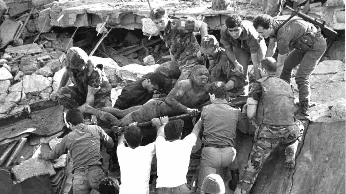 A month after U.S. naval ships shelled Lebanon, Muslim extremists blew up the U.S. Marine barracks in Beirut, killing 241 U.S. military personnel on Oct. 23, 1983. Over the past three decades, limited U.S. military strikes have been followed on several occasions by major attacks against U.S. targets.