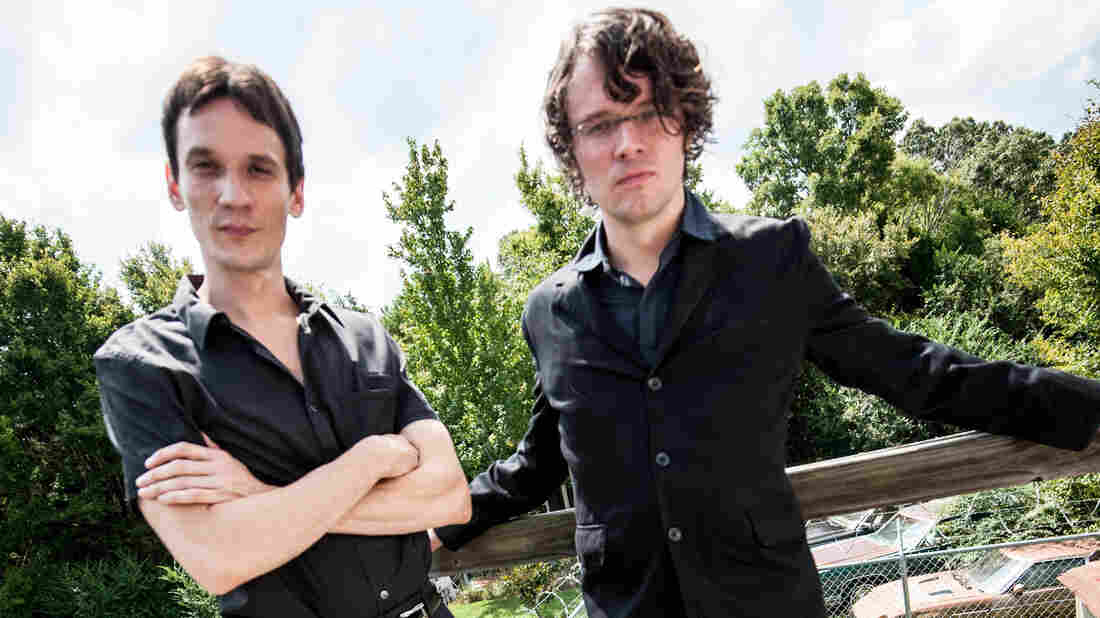 Brothers Cody and Luther Dickinson are the North Mississippi Allstars. Their new album is titled World Boogie Is Coming.