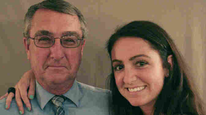 Mackenzie Byles graduated in 2010 from Mount Ida College with a degree in Funeral Home Management. She's taking over the family business from her dad, Don.