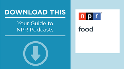 For People With Developmental Disabilities Food Npr >> Npr Food Npr