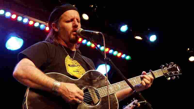Jimmy LaFave On Mountain Stage