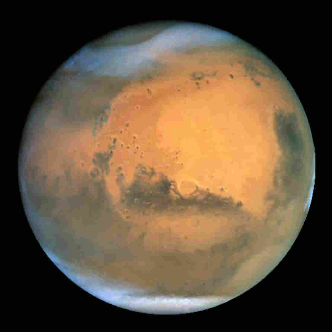 """Mars: Our """"home"""" planet?"""