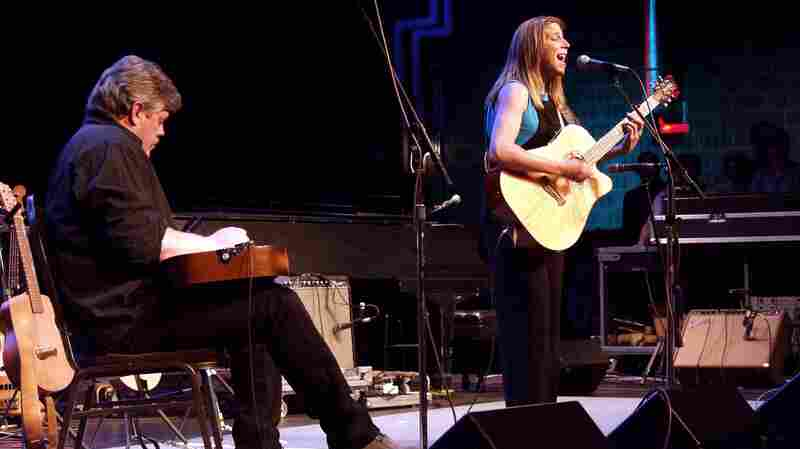 Terri Hendrix On Mountain Stage