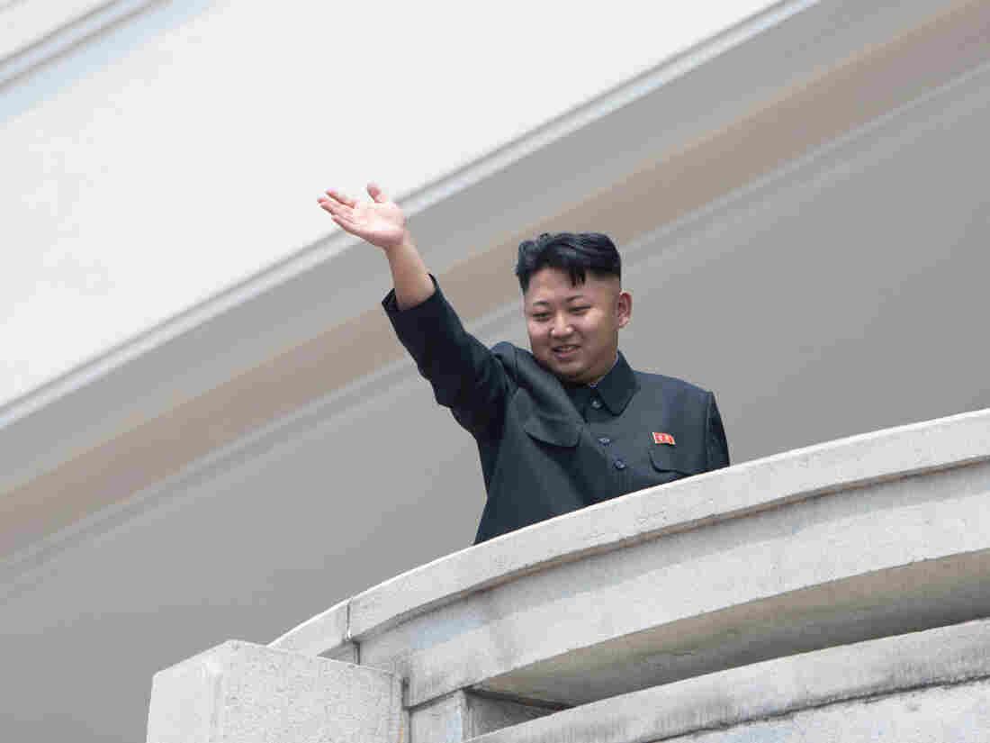 North Korean leader Kim Jong Un. Mr. Popularity?