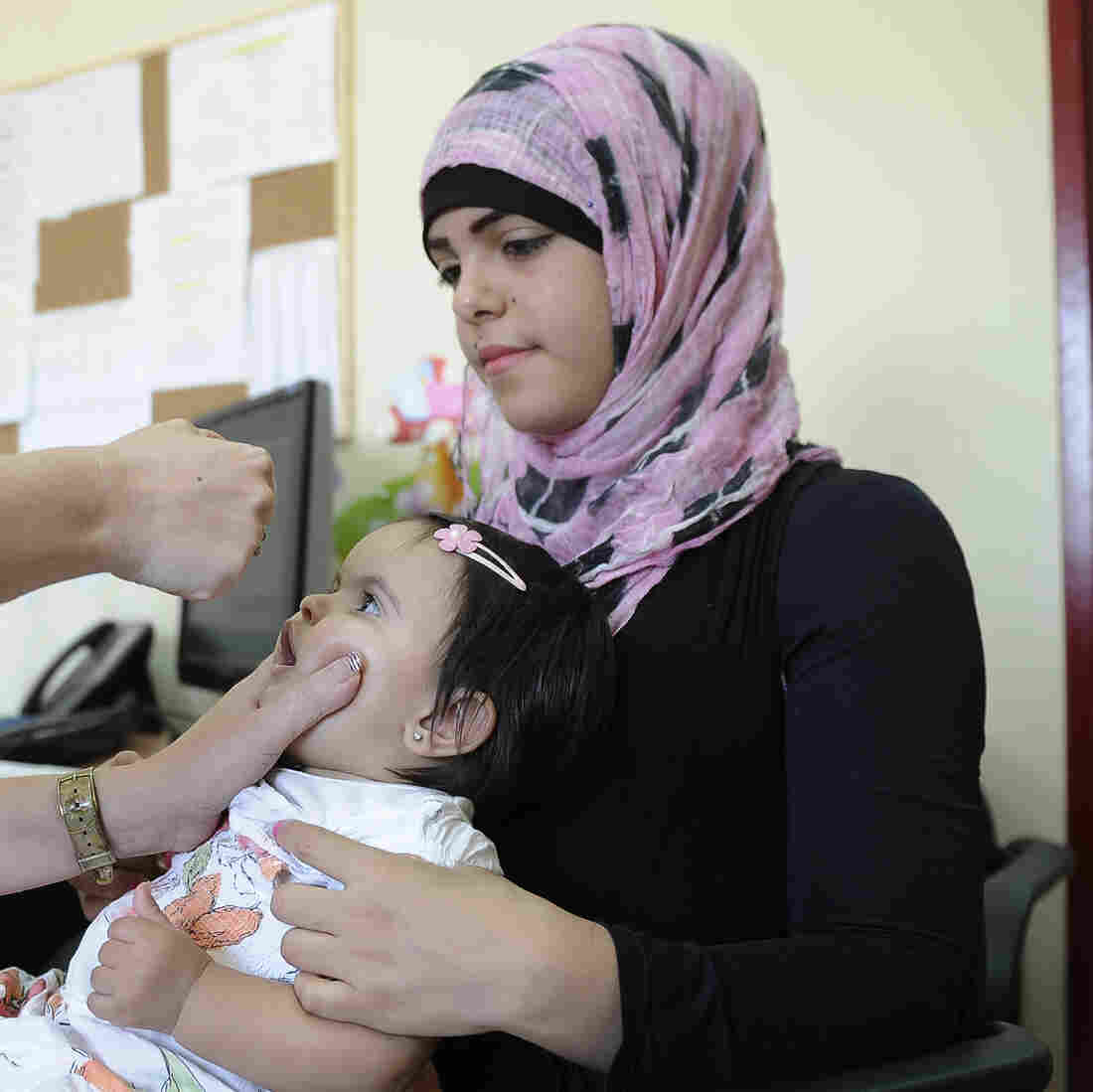 Israel Rushes To Stop Polio From Returning