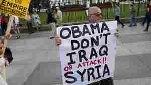 Poll: Americans Want Obama To Seek Congressional OK On Syria