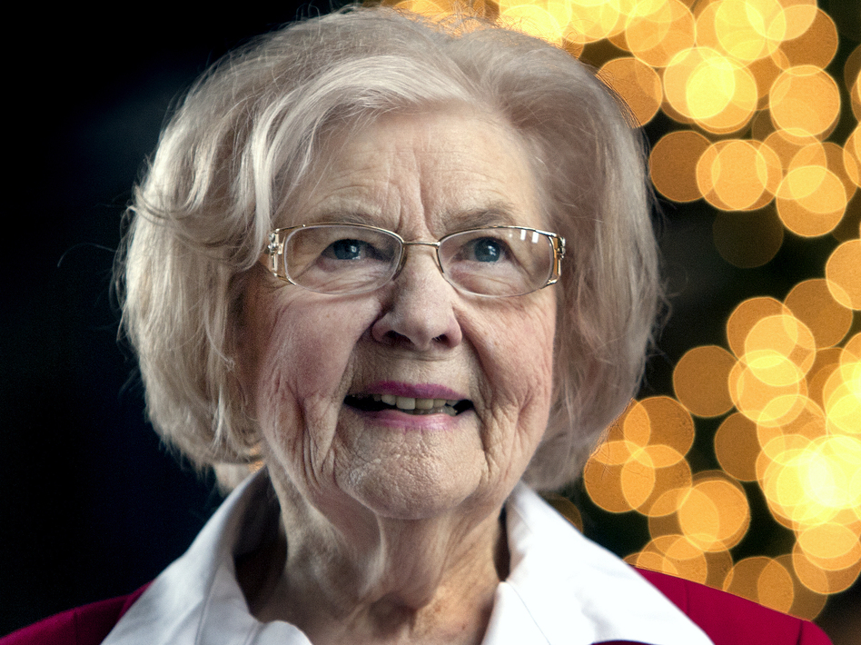 Marilyn Hagerty gained viral fame with her positive review of the Olive Garden in Grand Forks, North Dakota.