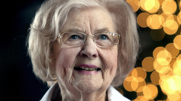 Marilyn Hagerty gained viral fame with her positive review of the Olive Garden in Grand Forks, North Dakota. (John Stennes)