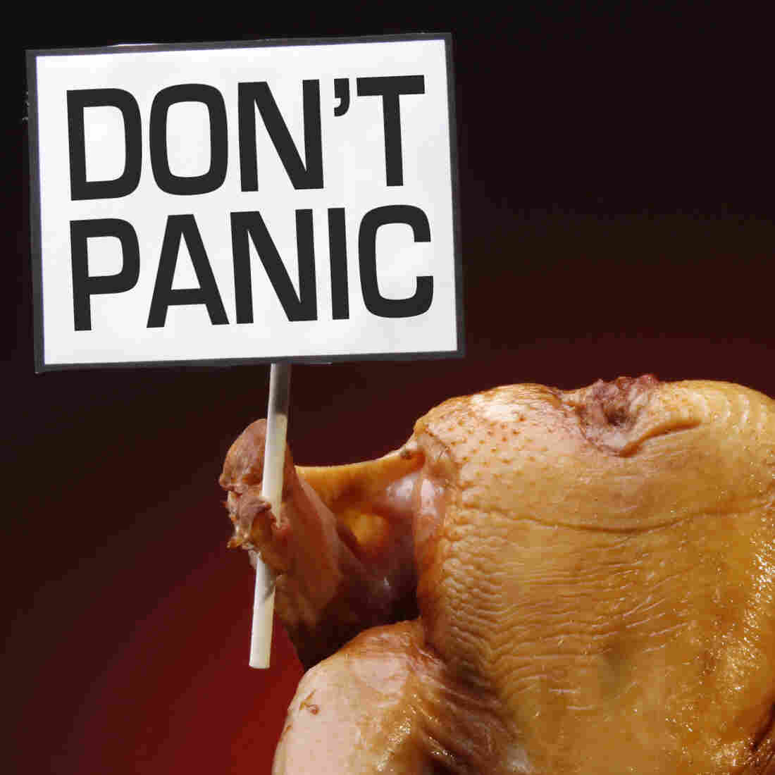 Don't Panic! Your Questions On (Not) Washing Raw Chickens