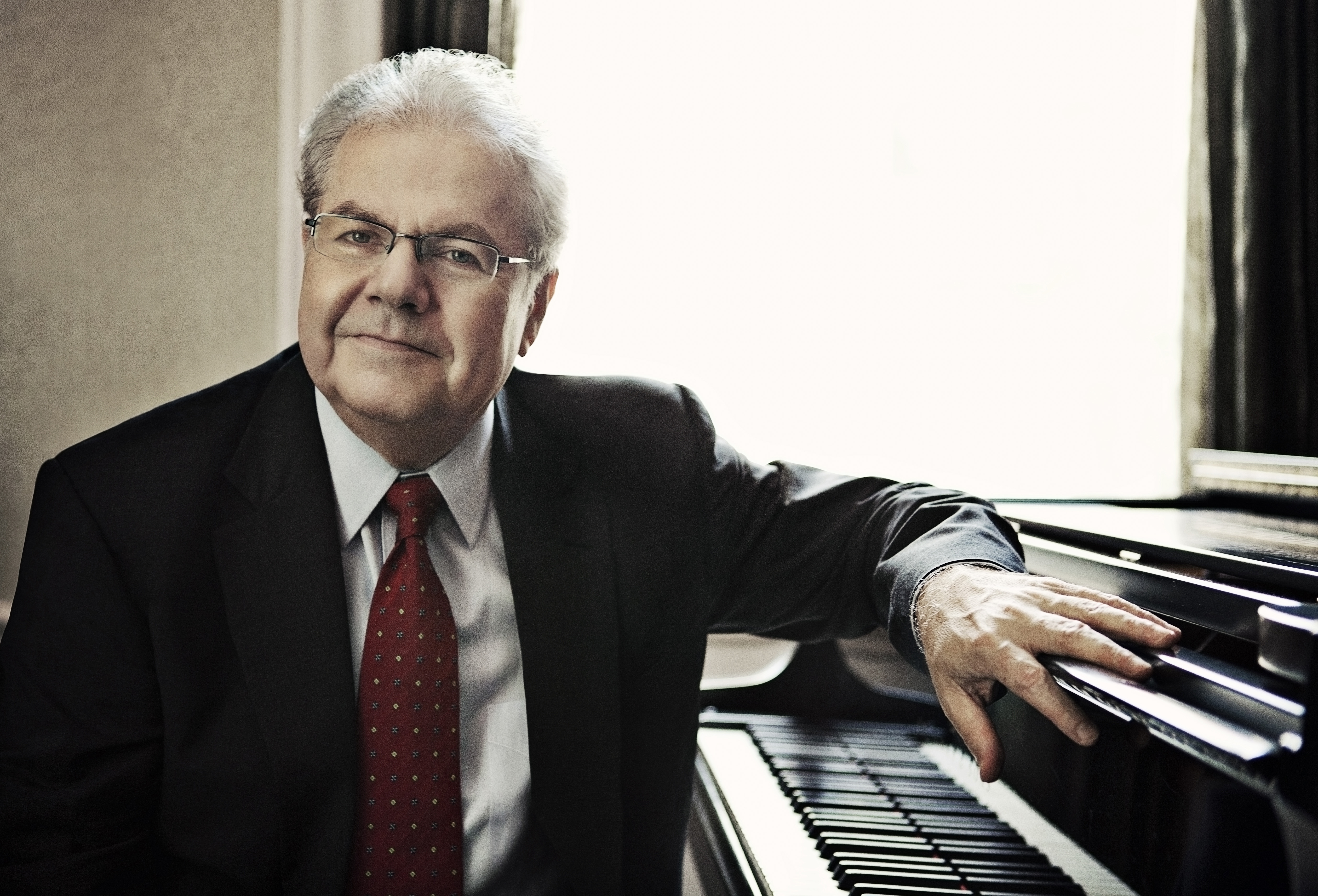 Not My Job: Pianist Emanuel Ax Takes A Quiz On Axe Body Spray